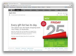 black friday mac apple announces special one day sale for black friday on friday