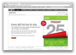 black friday sale ideas apple announces special one day sale for black friday on friday