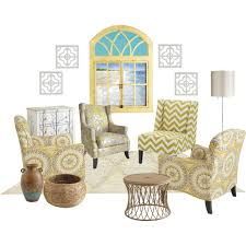 Pier One Accent Chair Beautiful Pier One Accent Chair Cozy Attic W Pier One Polyvore