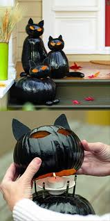 picture of halloween cats 50 best diy halloween outdoor decorations for 2017