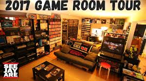 2017 game room tour 5 000 games 100 systems total cost