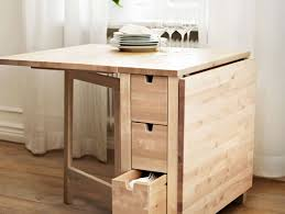 table noticeable wall table folding ikea compelling enjoyable