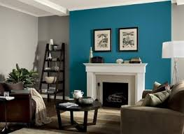 good accent wall colors living room chicago high rise interior