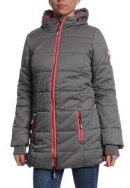tall ls for sale superdry coat women tall sports puffer grey marl womens superdry