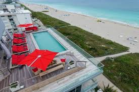 Houses To Rent In Miami Beach - tour the 53m penthouse at 321 ocean curbed miami