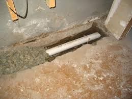 Basement Floor Drain Design by Shining Design Moisture Coming Through Basement Floor Barrier Damp