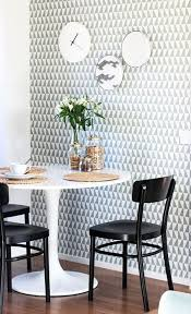 23 engaging kitchen wallpaper interior designs home