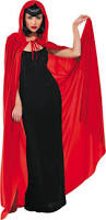 Halloween Costumes Red Hooded Cape 19 99 Ruby Cosplay