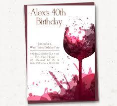 free birthday invitations free printable birthday invitation templates for adults vastuuonminun