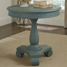 round distressed end table black distressed end table house design how to paint a table and