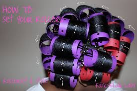 roller set relaxed hair how i roller set my relaxed hair youtube