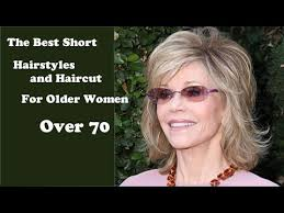 the best 2018 short hairstyles and haircut for older women over 70