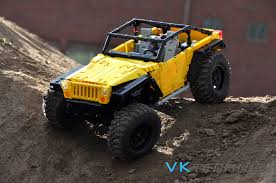 jeep prototype truck lego model of a jeep lower forty concept truck features linked