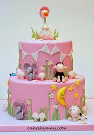 cakes by maylene nursery rhymes baby shower cake