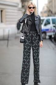 ideas fresh ways to wear black this spring glamour