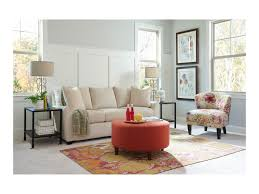 Living Room Furniture Lazy Boy by La Z Boy Amy Casual Sofa With Premier Comfortcore Cushions Great