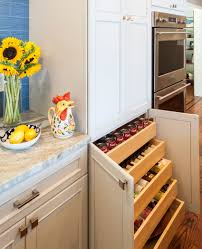 Roll Out Shelves by Dura Supreme Cabinetry Pantry Storage With 5 Roll Out Shelves In