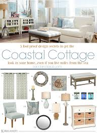Coastal Cottage Furniture 5 Ways To Capture Coastal Cottage Charm Sand And Sisal