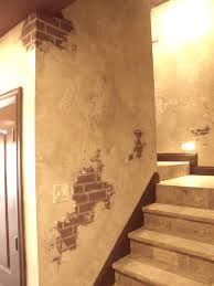 italian plaster and faux brick faux work pinterest faux