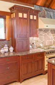 Mission Style Curio Cabinet Plans Best 25 Mission Style Kitchens Ideas On Pinterest Craftsman