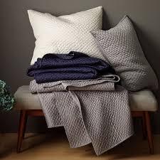 Quilts And Coverlets On Sale Lexington Coverlet Shams West Elm