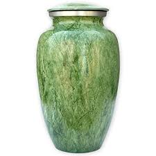 funeral urns for sale beautiful urns apollonia green cremation urn serene