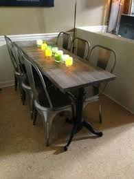 long narrow kitchen table long skinny table and bench narrow dining table with bench