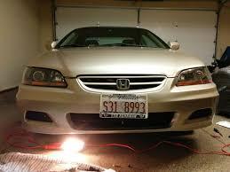 2002 honda accord headlight bulb how to replace headlights on 6th honda accord 1999 2002 diy