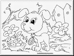 awesome realistic puppy coloring pages with puppies coloring pages