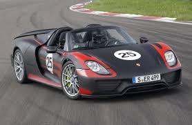 british racing green porsche porscheboost porsche finalizes porsche 918 spyder specifications