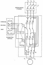 3 phase magnetic contactor wiring diagram circuit and schematics