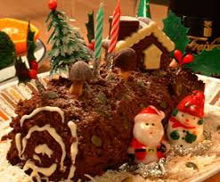 cuisine buche de noel food buche de noel how did i do it