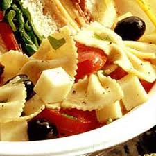 Cold Pasta Salad Recipe Bowtie Pasta Salad Recipe Land O U0027lakes