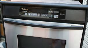 whirlpool accubake self cleaning double oven demonstration youtube