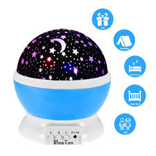 best baby night light star sky ceiling projectors teviews
