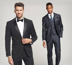 suit vs tux for prom tuxedos vs suits for a wedding wedding dress code guide macy s