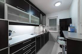 black cabinets kitchen ideas 52 kitchens with wood or black kitchen cabinets