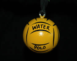 water polo gift etsy
