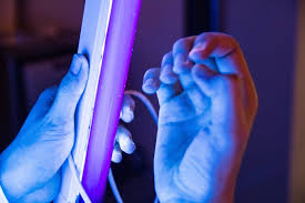 how much are black lights how led lights are keeping hotels cleaner