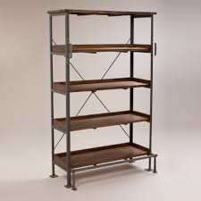 World Market Furniture Sale by Emerson Shelving Metallic By World Market Melissa Hooper Home