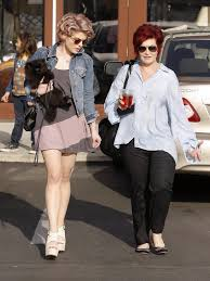 sharon osbourne in the osbourne family out at the malibu country
