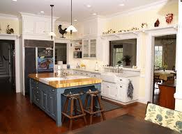 kitchen island butcher butcher block kitchen island kitchen transitional with black