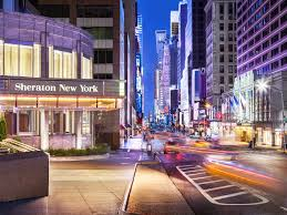 Comfort Inn Times Square New York Times Square Nyc Hotels Sheraton New York Times Square Hotel