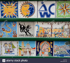 home design mall ghencea magazine hand painted tile san diego mission hand painted art tile stock