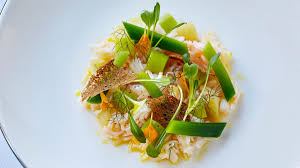 flavour of the week the dining room at the goring foodism