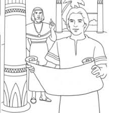 free bible coloring pages joseph egypt archives mente beta
