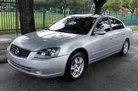 Nissan Altima 2005 - nissan altima 2005 2 5104000 k milesyes clean titleyes good