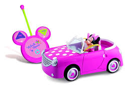 cartoon car back buy imc minnie remote control car multi color online at low