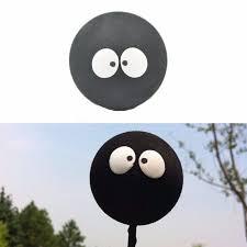 black briquettes car antenna topper aerial exterior trim