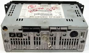 2002 dodge dakota radio 2001 2002 dodge dakota factory am fm radio receiver cassette